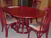Table Saint Cyr Ovale Avec 1 Allonge -